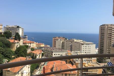 Wonderful view room 2 - Monaco 5 min