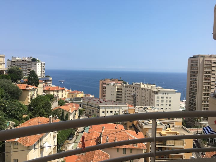 Wonderful view room 2 - Monaco 5 min