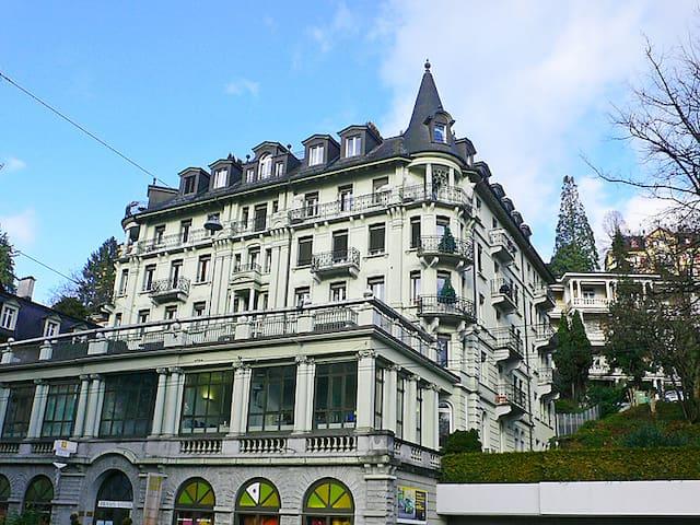 Eden Haus - Luzern - Apartment