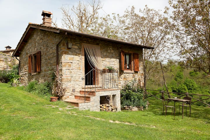 Rustic Chic Cottage in Tuscany