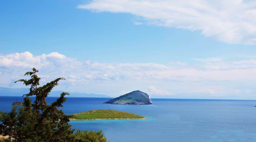 Seaside villa near athens & airport!!! - Porto Rafti - Ev