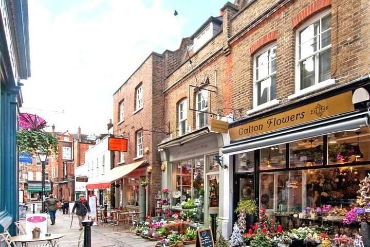 Hampstead Village