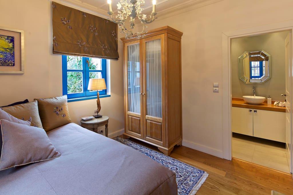 2ο υπνοδωμάτιο του Chalet
