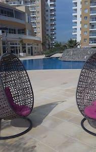 Квартира в элитном комплексе Caesar Resort 1+1 - Yeni İskele