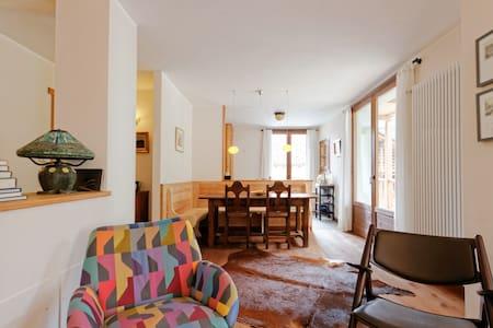 Charming apartment in Italian Alps - Alagna Valsesia - Apartament