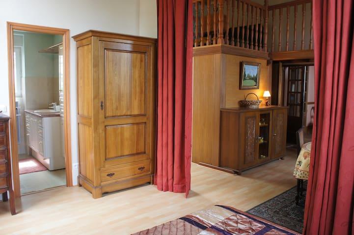Studio Villa Murat - Labastide-Murat - Villa