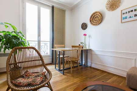 Very nice apartment in Montmartre - Paris - Apartment