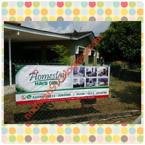 Corner Lot Exclusive Homestay RR - Banting - Huis