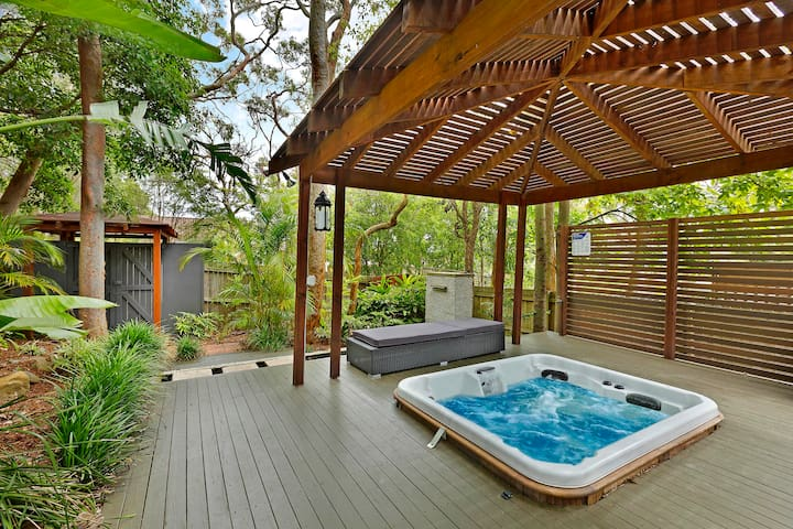 Heavenly Spa Retreat - Bateau Bay - Apartamento