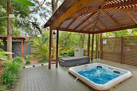 Heavenly Spa Retreat - Bateau Bay