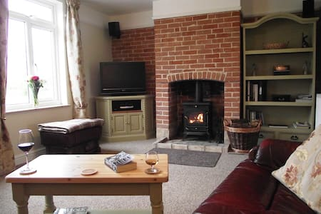 Cosy cottage in Suffolk countryside - Mendlesham Green