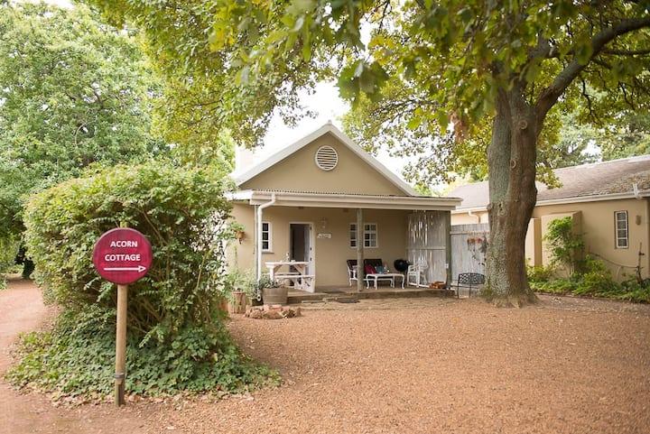Belfield Wine Estate. Acorn Cottage