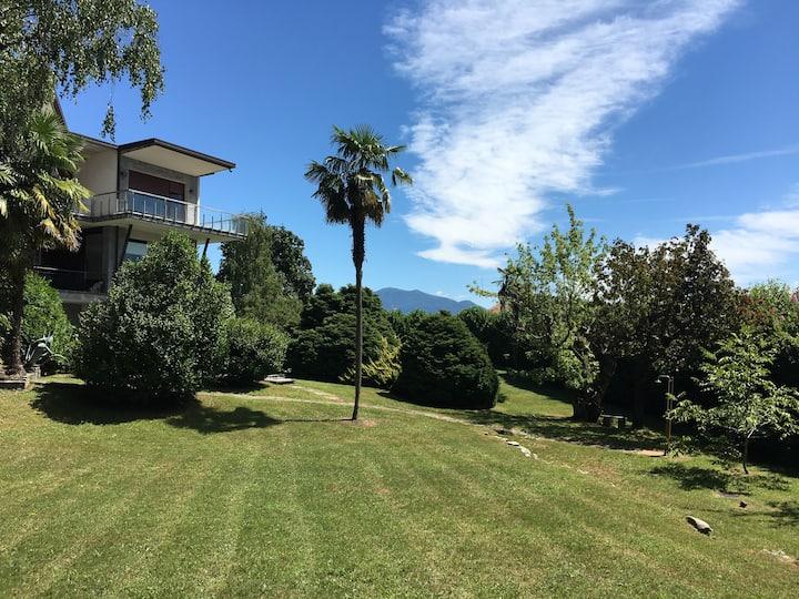 Villa Engel  Oggebbio Lago Maggiore