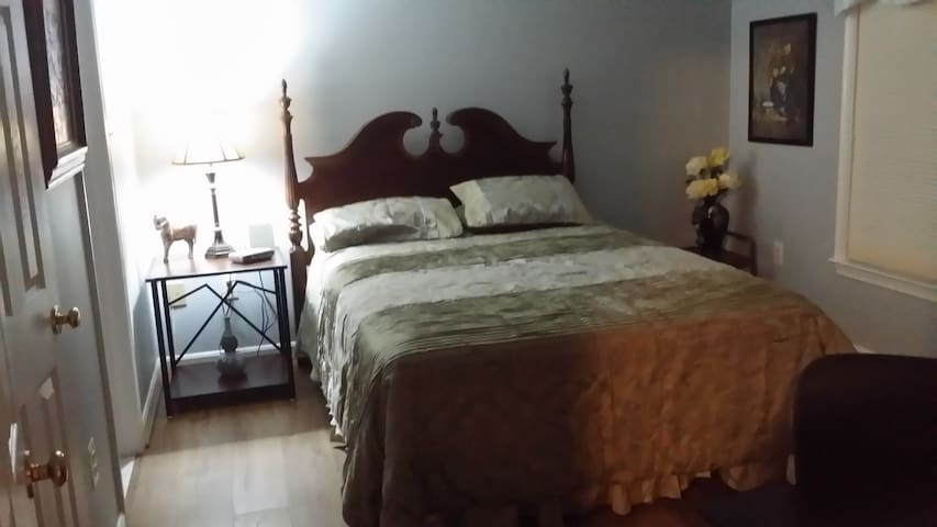 Master Bedroom w/WIFI near Metro, NIST & NIH - Rockville - Appartement en résidence