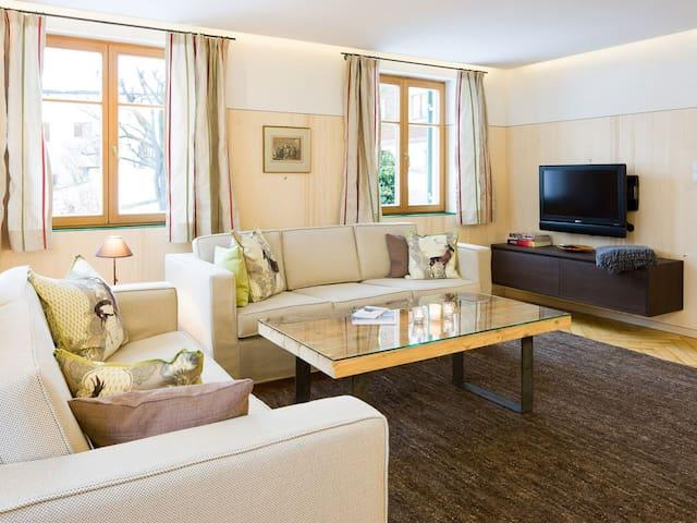 Haus Kammern 168 - Cozy, ground floor apartment - Egg - Wohnung