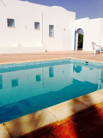 Appartment Djerba - Piscine - Djerba Midun