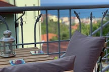 Sunray Guest House,Private Room, Stunning Sea View