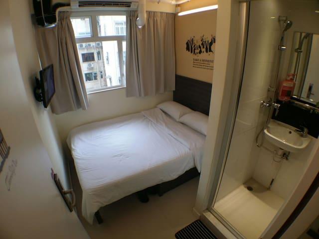 B3 Inn : Double Bed Room