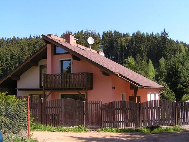 Holidayhome with Pool in Dolníky