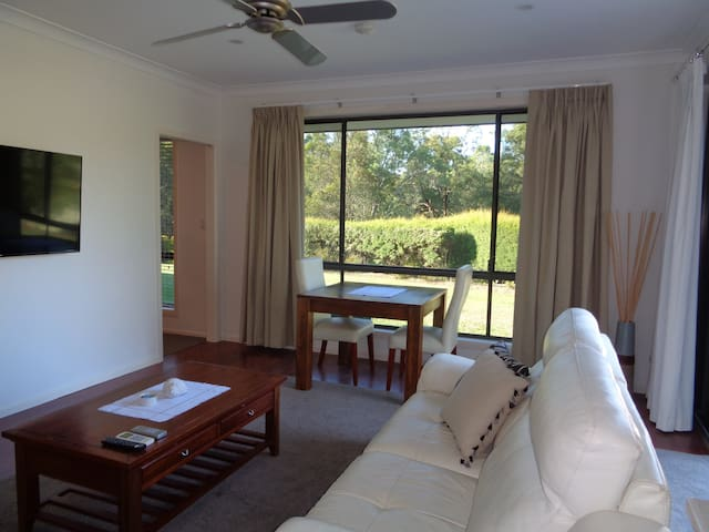 Forest View Deluxe, self-contained unit - Nerang
