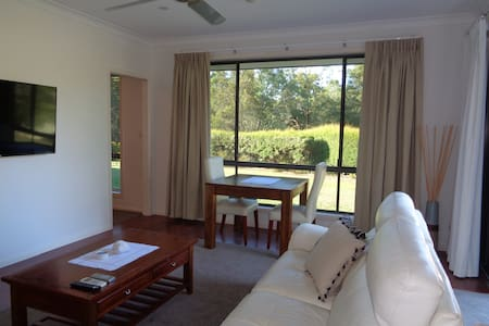 Gold Coast Forest View Deluxe, self-contained unit - Nerang - Casa