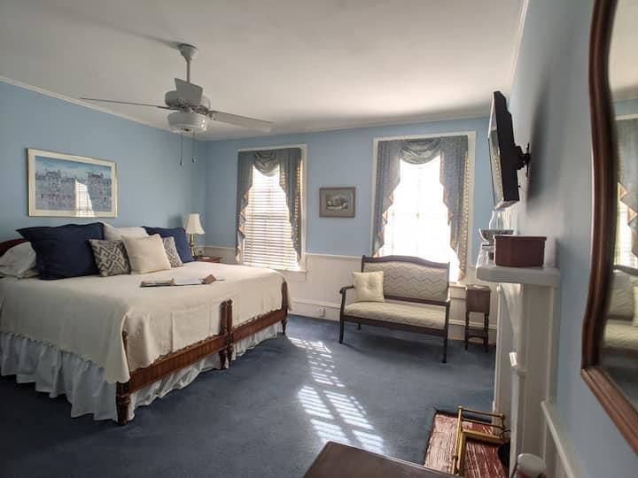 Benjamin Ellis House B&B- Waccamaw Suite