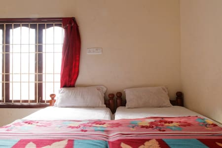 Nice cozy private room - Bommayapalayam
