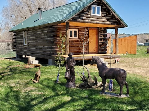 River Valley Amish Hand Crafted Log Cabin