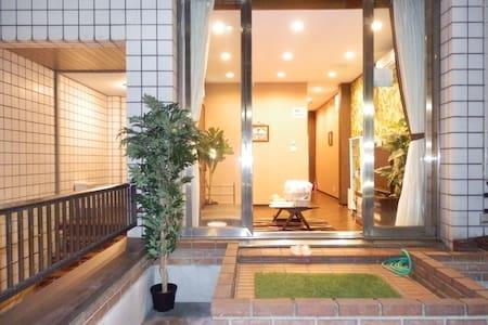 3bedrooms Namba&Kuromonmarket&Dotonbori - Осака - Квартира