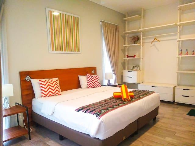 Elang En-suite at Kumala Living (near Senayan)