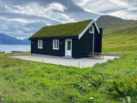Dejligt hus med havudsigt