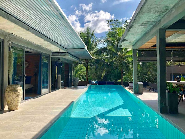 wohnfabrik pool-loft