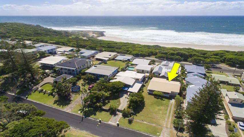 Bailey's Beach House