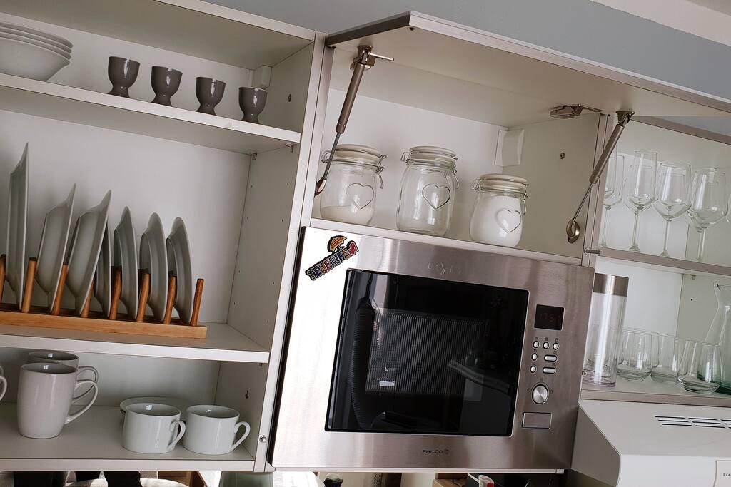 Wohnküche - Ausstattung