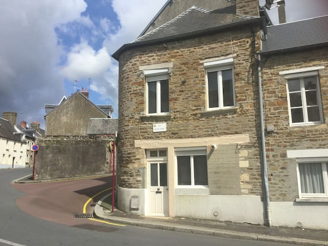 Charming Vintage Town House in Manche, Normandy - Torigni-sur-Vire - Townhouse