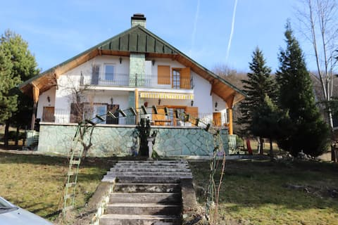 Cosy Mountain House in Abant Bolu - Dağ Evi