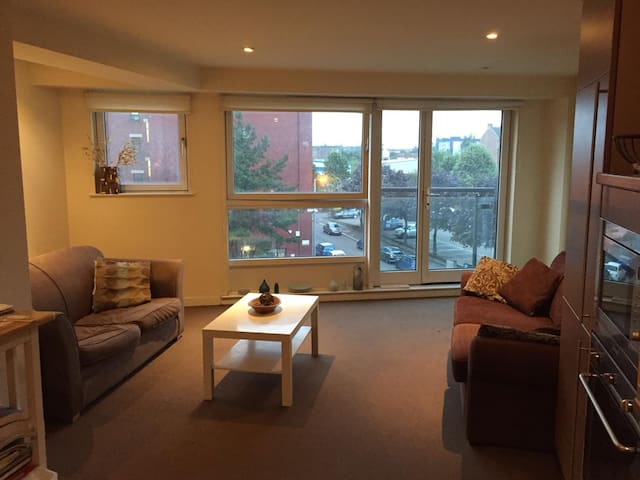 Cozy one bedroom apartment near Glasgow Green Park