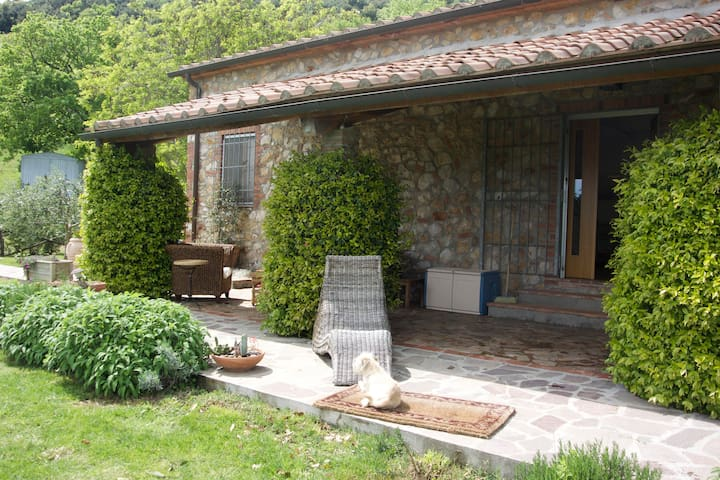 Charming country house in Tuscany - Gavorrano  - Huis