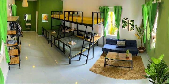 Phòng luxury Hồ Eakao(homestay Vuon PhapI)