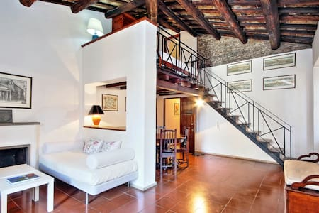 Characteristic duplex, steps from Pantheon! 80860 - Roma - Appartamento