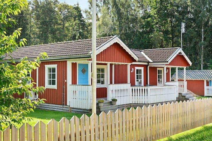 4 etoiles maison de vacances a ÖDESHÖG