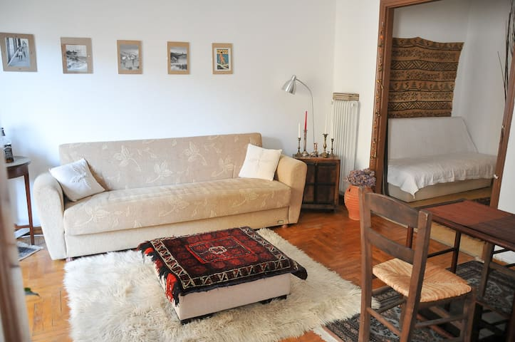 Acropolis apartment historical area - Athina - Apartament
