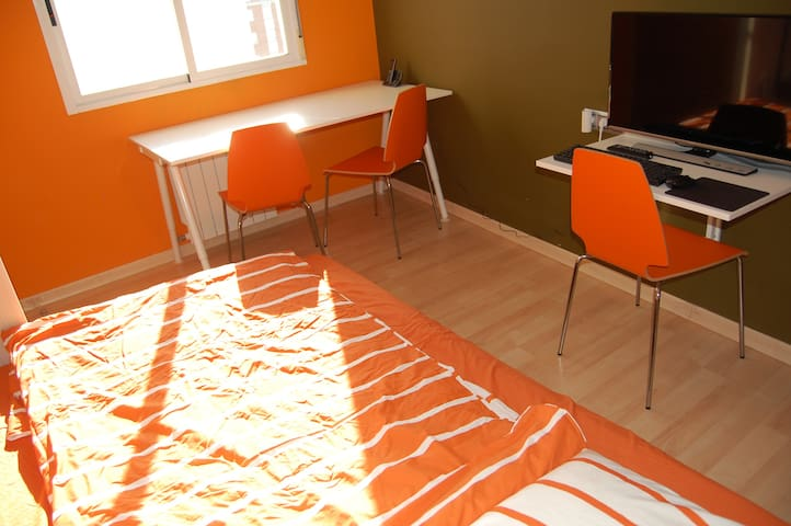 Duplex 5 minutes from the train station RENFE - Castelló de la Plana - Apartamento