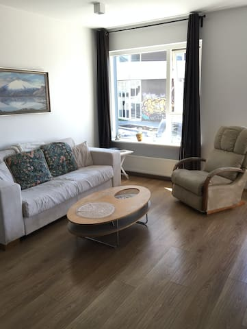 Modern, beautiful apartment in Heart of RVK