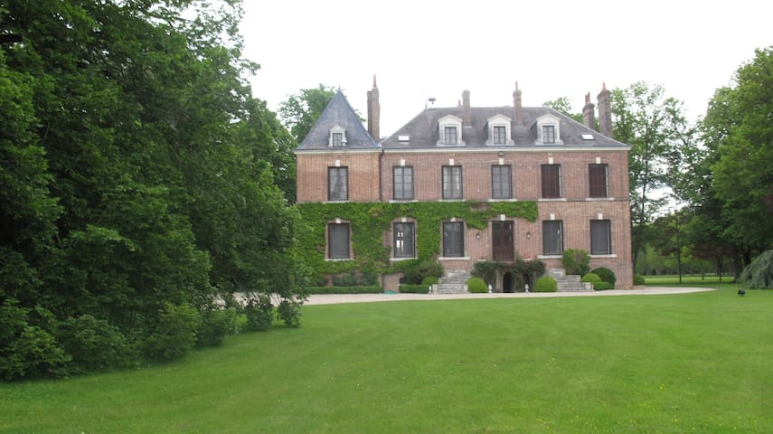 French Countryside Chateau - Loir-et-Cher - Huis