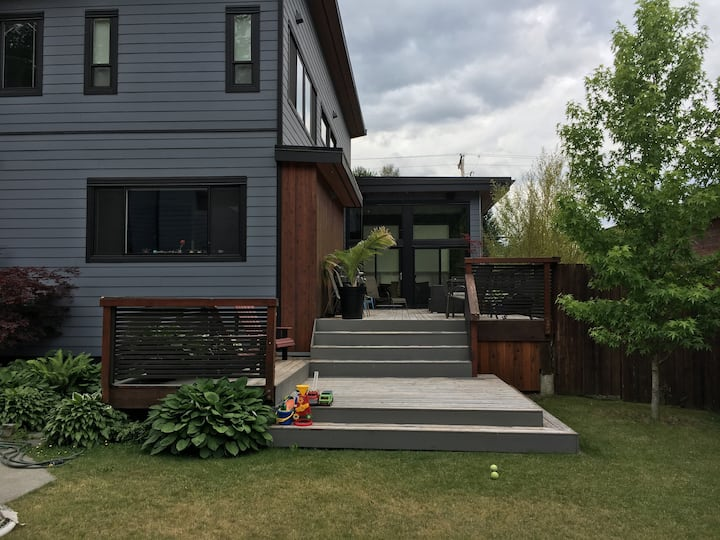 Modern, Spacious, West Coast, Family Home Squamish