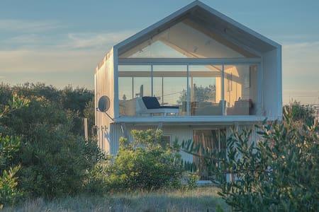 Casa de Diseño con vista al Horizonte