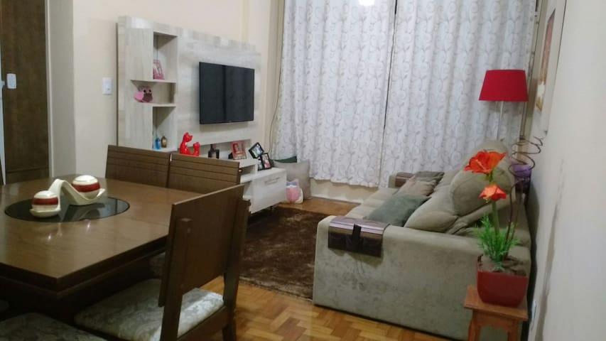 Apartamento na Serra no Centro de Petrópolis