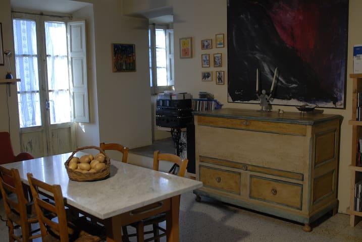 Casa in Pietra, Giardino in Abruzzo - Bugnara - Ev