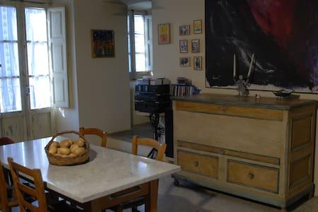 Casa in Pietra, Giardino in Abruzzo - Bugnara